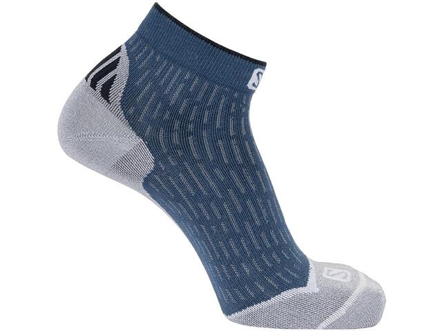 Salomon Ultra Ankle Socks, azul/gris